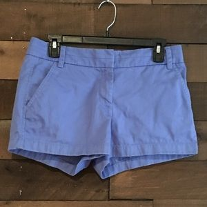 Cute JCrew Chino short shorts size 4